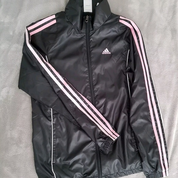 Adidas Climaproof Running Jacket UK 8 US 4